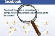 Muertos y vivos en Facebook