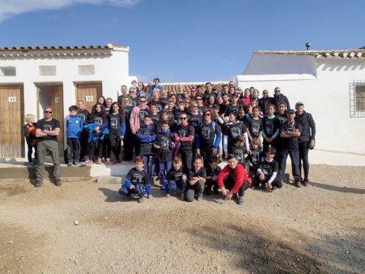Almería, referente andaluz de la espeleología