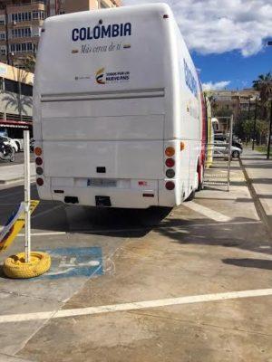 Plazas estacionamiento