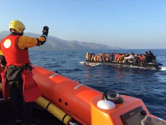 Rescate en el mar. Proactiva 2