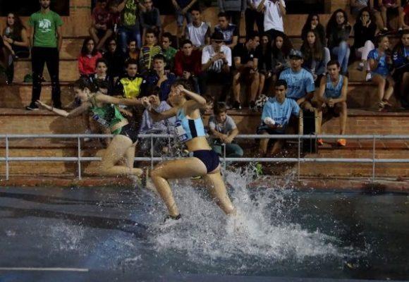 Raquel Moreno, campeona andaluza juvenil en 2.000 metros obstáculos