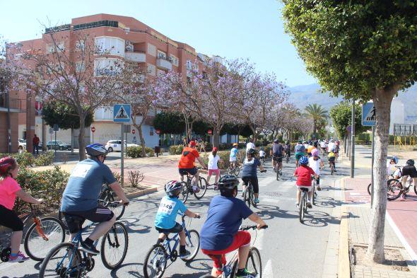 Día Bicicleta, El Ejido II