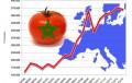 La reventa de tomate marroquí como almeriense está arruinando a los horticultores de la provincia de Almería, según Coexphal