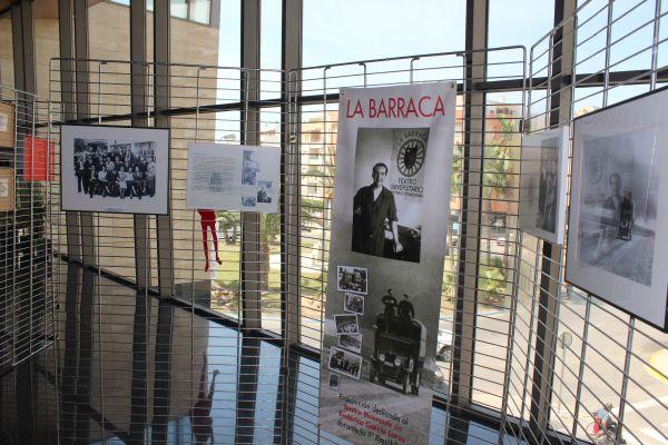 Exposición sobre la obra de Federico García Lorca 'La Barraca'