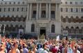 Los agricultores inician una tractorada por toda España 'en defensa de su futuro'