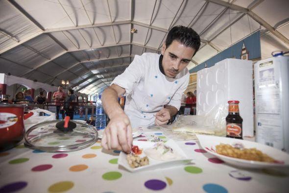 Concurso de Gastronomía, Feria de Almería