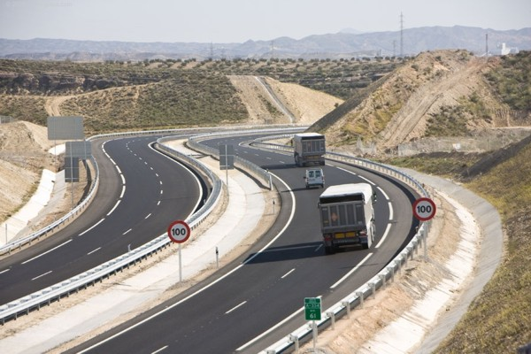 La Junta aprueba 39,4 millones de euros para el tramo El Cucador-La Concepción de la Autovía del Almanzora
