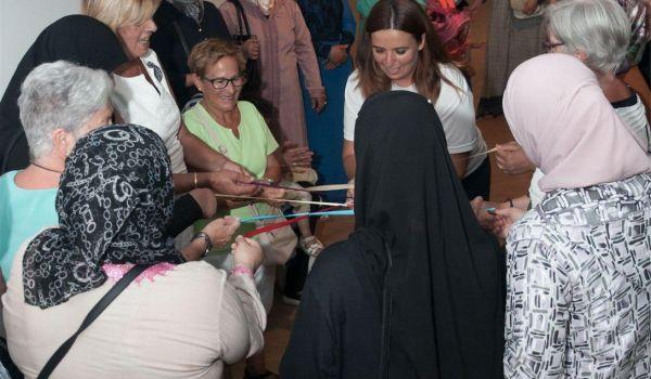 Grupos de mujeres de El Puche y La Cañada participan en el proyecto