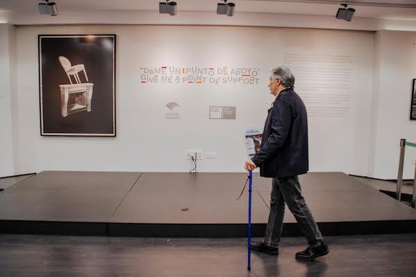El CUC de Almería, punto de encuentro del arte contemporáneo