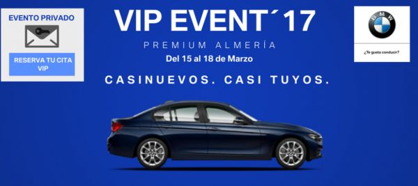 BMW VIP EVENT