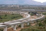 Adif licita tres proyectos de construcción de la alta velocidad entre Murcia y Almería