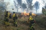 Convocadas 120 plazas de bombero forestal especialista y una bolsa de trabajo temporal para el Infoca