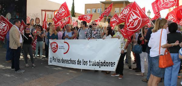 La plantilla de KLE Servicios Integrales comienza una huelga indefinida
