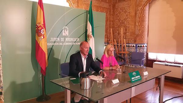 Presentación de los nuevos servicios del Consorcio de Transporte Metropolitano