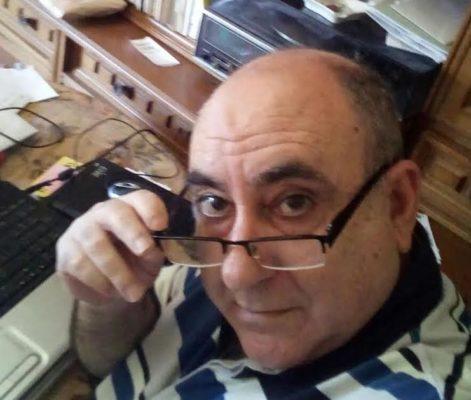 Luis J. Pasamar Portavoz AxSí-Almería
