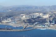 El Seprona investiga vertidos al mar procedentes de una fábrica de biodiésel en Carboneras
