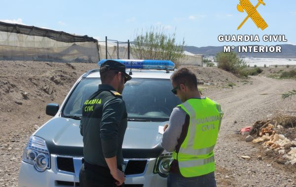 guardia civil invernadero