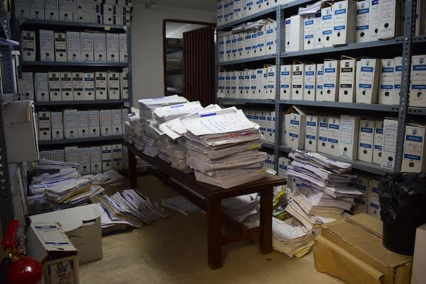 archivo juzgados