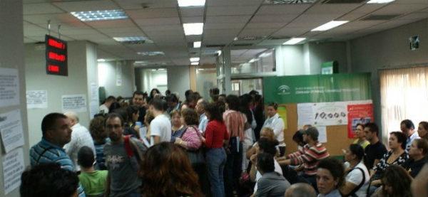 El paro baja en almer a en personas en noviembre almer a 360 - Oficina de empleo andalucia ...
