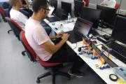 Investigadores de la UAL impulsan el talento en robótica de los jóvenes almerienses