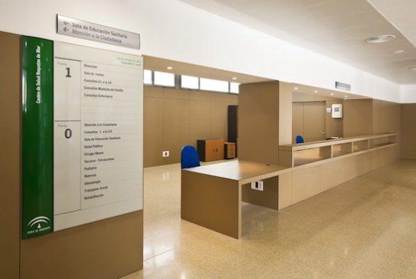 centro de Salud Roquetas