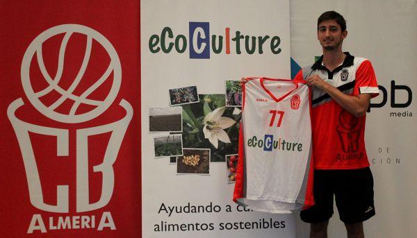 Luis Rueda, CB Almería