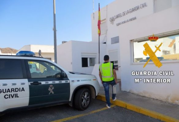 Guardia Civil, Níjar