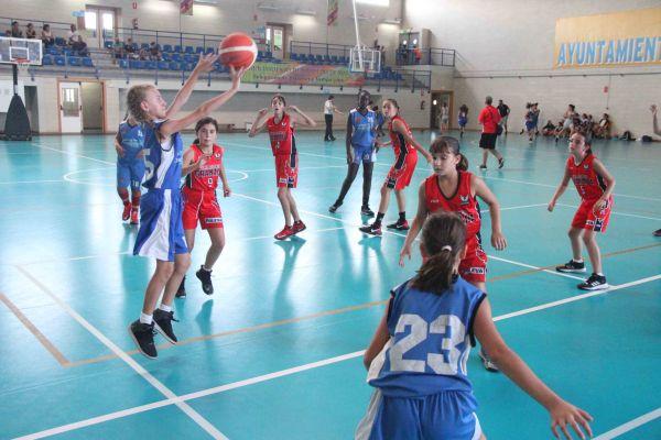 Roquetas-Granada. Baloncesto. Torneo Base
