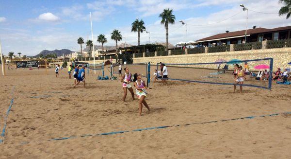 Tenis Playa Pulpí