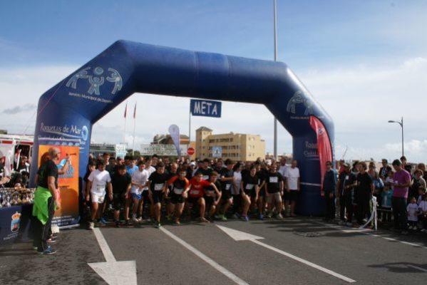 Carrera Portocarrero de hace dos ediciones. Roquetas
