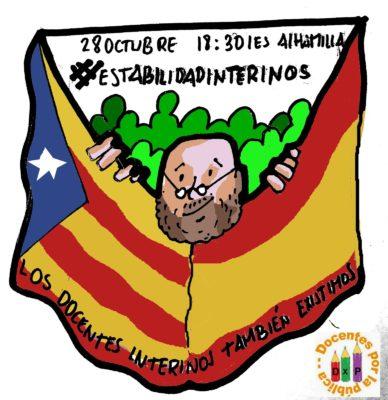 #Estabilidadinterinos Docentes X la pública