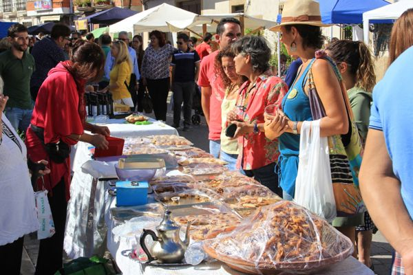 Mercadillos en la provincia de Granada. Día y municipio