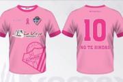 El Poli Almería lucirá camisetas de color rosa para concienciar en la lucha del cáncer de mama