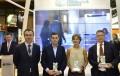 Cajamar premia a Agrosfera de TVE, a la asociación 5 al día y al Chef Rodrigo de la Calle
