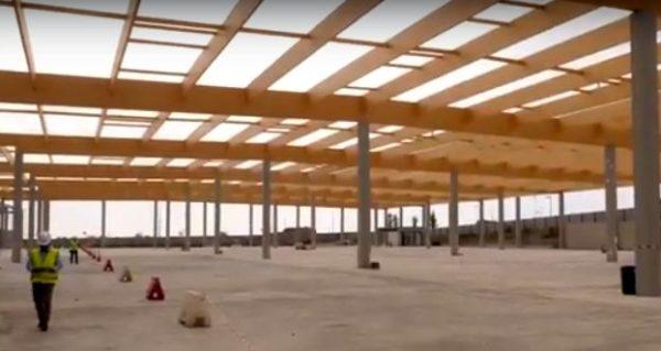 obras parque comercial Torrecárdenas 2