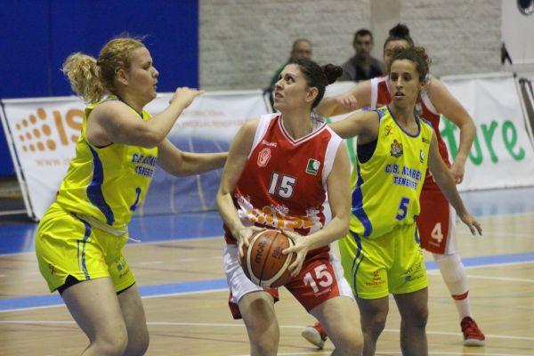 ISE CB Almeria-Adareva Samra Omerbasic