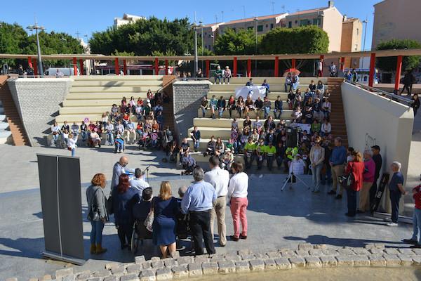 Anfiteatro de la Rambla de Almería