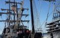 El puerto de Almería abre sus instalaciones y buques a adolescentes de la provincia