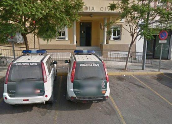 Guardia Civil, Vícar
