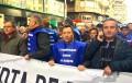 Miles de regantes de Almería, Murcia y Alicante se movilizan para exigir soluciones a la sequía