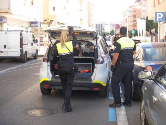El alcalde de Almería descarta la reincorporación del policía local detenido por cohecho