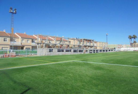 Campo de fútbol Pulpí