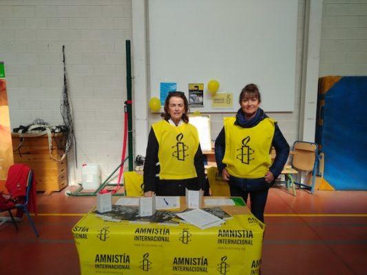 Amnistía Internacional IES EL Parador