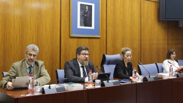 Comisión Parlamento tornado