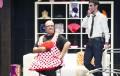 Manuel Medina y Javier Vallespín protagonizan la comedia 'Qué mala suerte tengo pa tó' en Roquetas de Mar