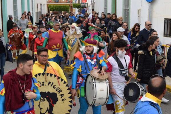 La Villa de Gádor, punto de encuentro provincial del carnaval de Almería