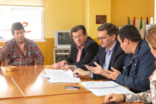 180416 Foto PSOE rebaja fiscal El Ejido Coag 2