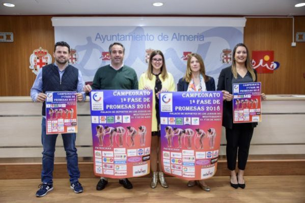 Campeonato Gimnasia, Almería