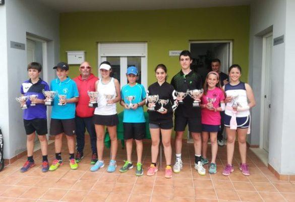 Campeonato Provincial de Tenis alevin