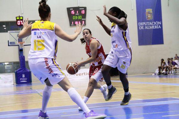 ISE CB Almeria-Ciudad Adelantados Isa Latorre